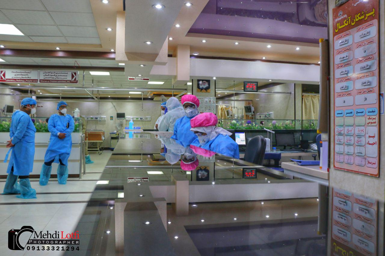 قرنطینه کرونا در نجف آباد photo 2020 03 11 05 22 11