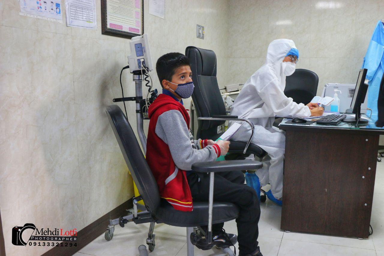 قرنطینه کرونا در نجف آباد photo 2020 03 11 05 22 14