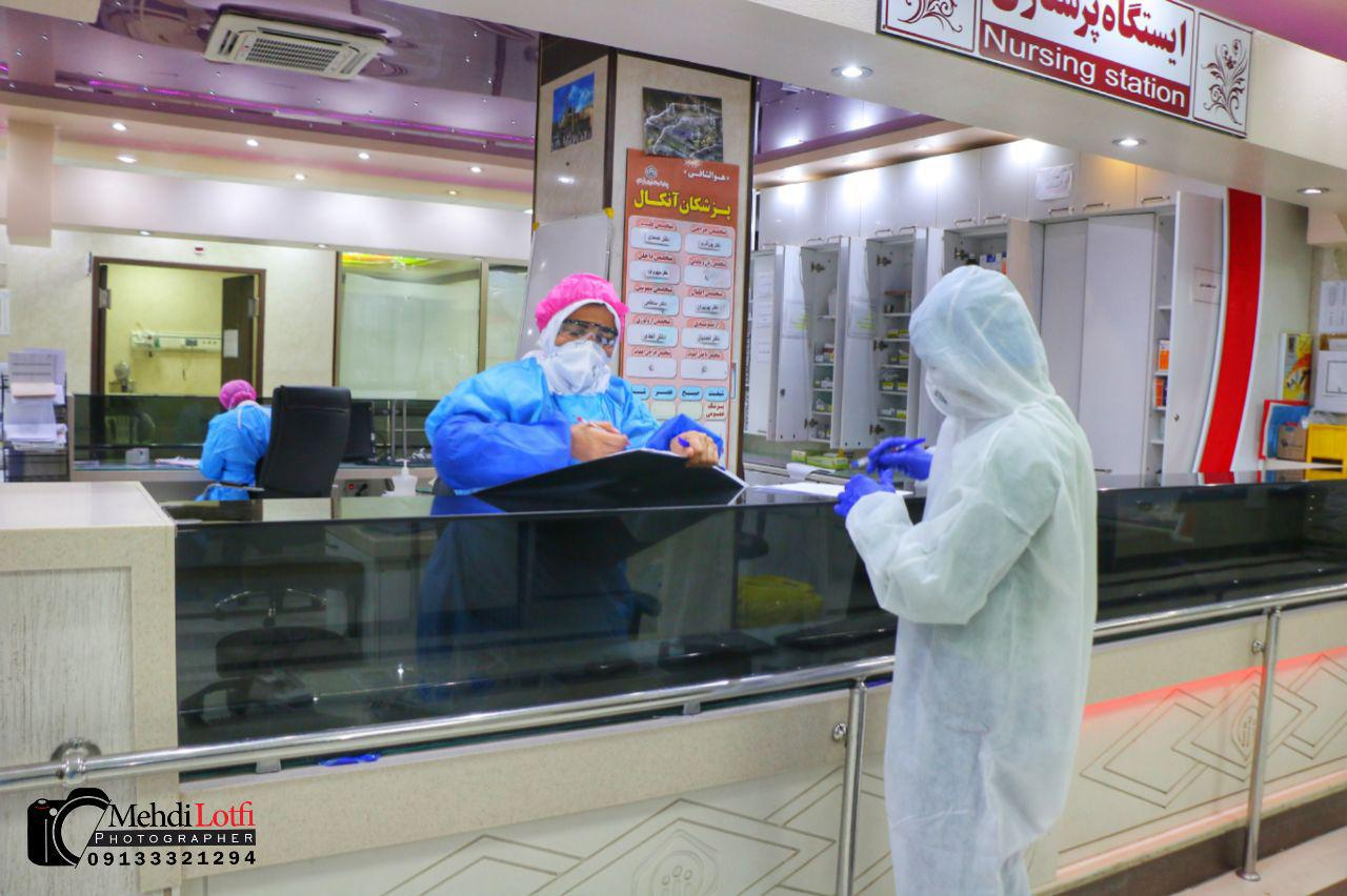 قرنطینه کرونا در نجف آباد photo 2020 03 11 05 22 17