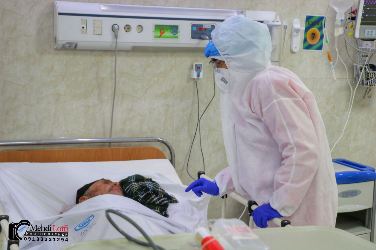 قرنطینه کرونا در نجف آباد photo 2020 03 11 05 22 33