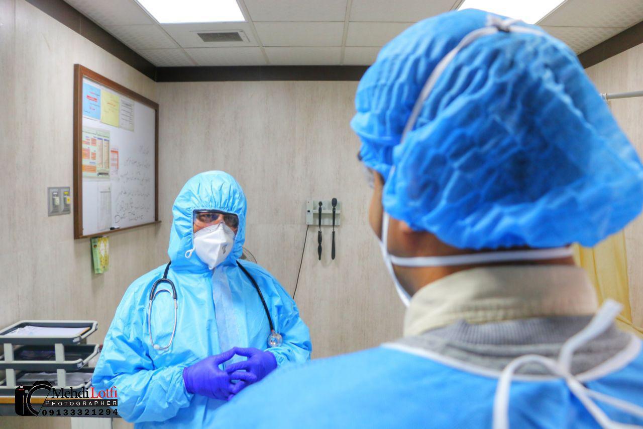 قرنطینه کرونا در نجف آباد photo 2020 03 11 05 22 41
