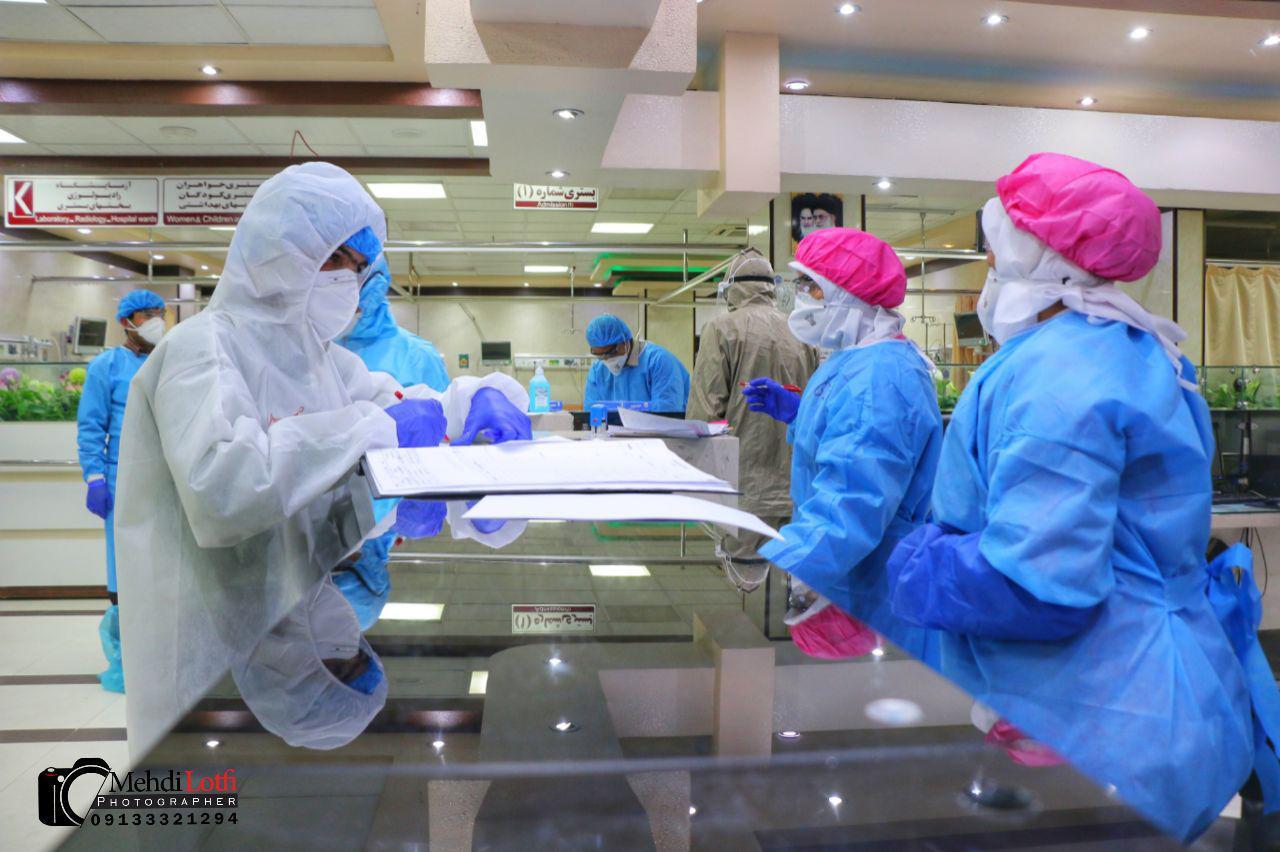 قرنطینه کرونا در نجف آباد photo 2020 03 11 05 22 49