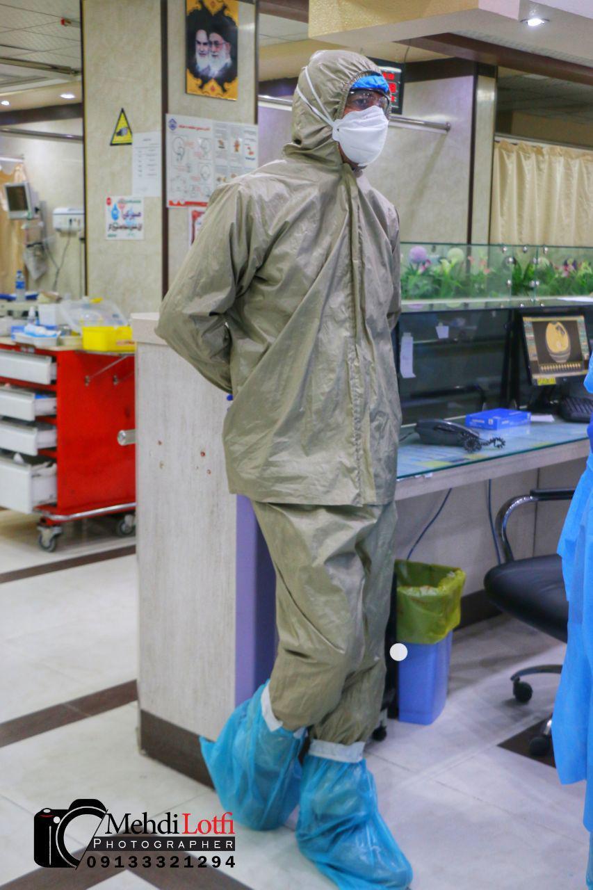 قرنطینه کرونا در نجف آباد photo 2020 03 11 05 23 33
