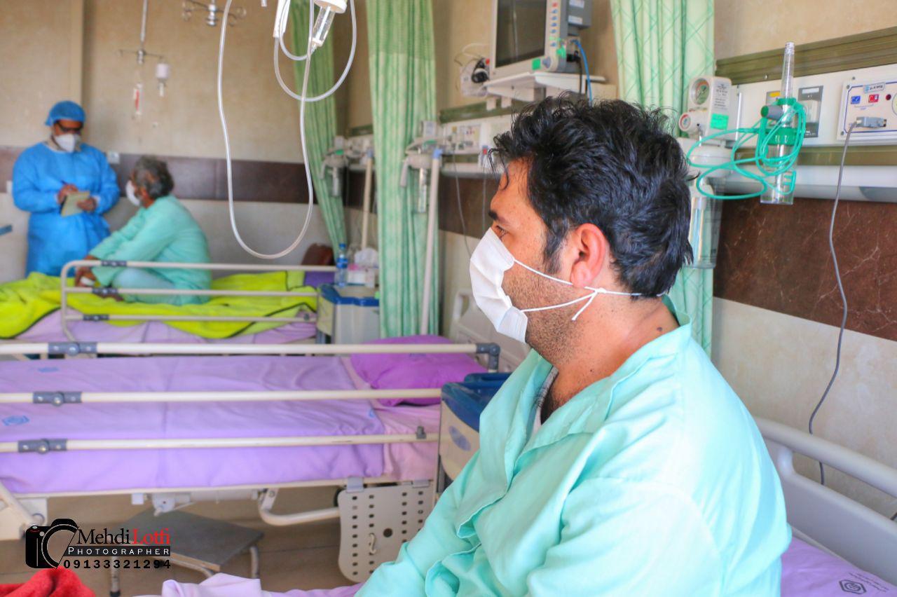 قرنطینه کرونا در نجف آباد photo 2020 03 11 05 23 38