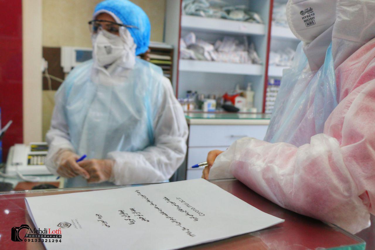 قرنطینه کرونا در نجف آباد photo 2020 03 11 05 23 41