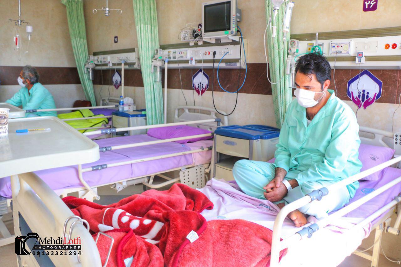 قرنطینه کرونا در نجف آباد photo 2020 03 11 05 23 44