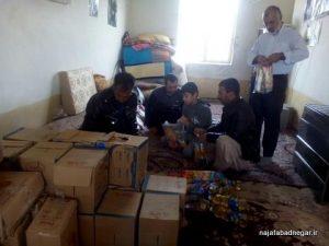 مسجد امیرالمومنین آزادگان توزیع ۵۰۰ بسته حمایت غذایی در شهرک آزادگان نجف آباد توزیع ۵۰۰ بسته حمایت غذایی در شهرک آزادگان نجف آباد                                                                    7 300x225