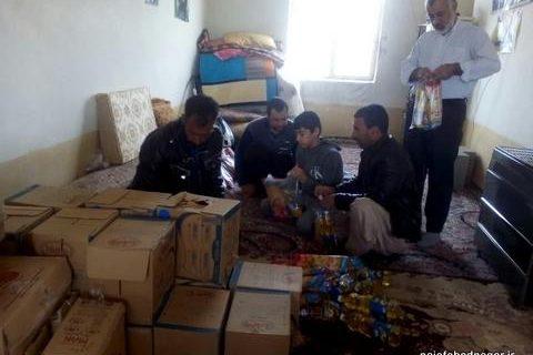 توزیع ۵۰۰ بسته حمایت غذایی در شهرک آزادگان نجف آباد توزیع ۵۰۰ بسته حمایت غذایی در شهرک آزادگان نجف آباد توزیع ۵۰۰ بسته حمایت غذایی در شهرک آزادگان نجف آباد                                                                    7 480x320