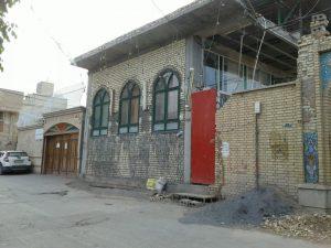 مسجد فاطمیه نجف آباد، مزار اولیه شهید محسن مانی مقدم شهید نجف آبادی که دوبار غریبانه دفن شد شهید نجف آبادی که دوبار غریبانه دفن شد+تصاویر                      2 300x225