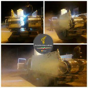 دستگاه مه پاش ابتکار یک بسیجی در تولید مه پاش ضدعفونی کننده+فیلم و تصویر ابتکار یک بسیجی در تولید مه پاش ضدعفونی کننده+فیلم و تصویر             300x300