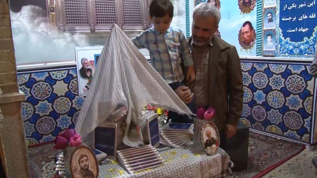 رونمایی از کتاب وصیت نامه شهید حججی رونمایی از کتاب وصیت نامه شهید حججی در نجف آباد+تصاویر رونمایی از کتاب وصیت نامه شهید حججی در نجف آباد+تصاویر 4723868 293 1024x576