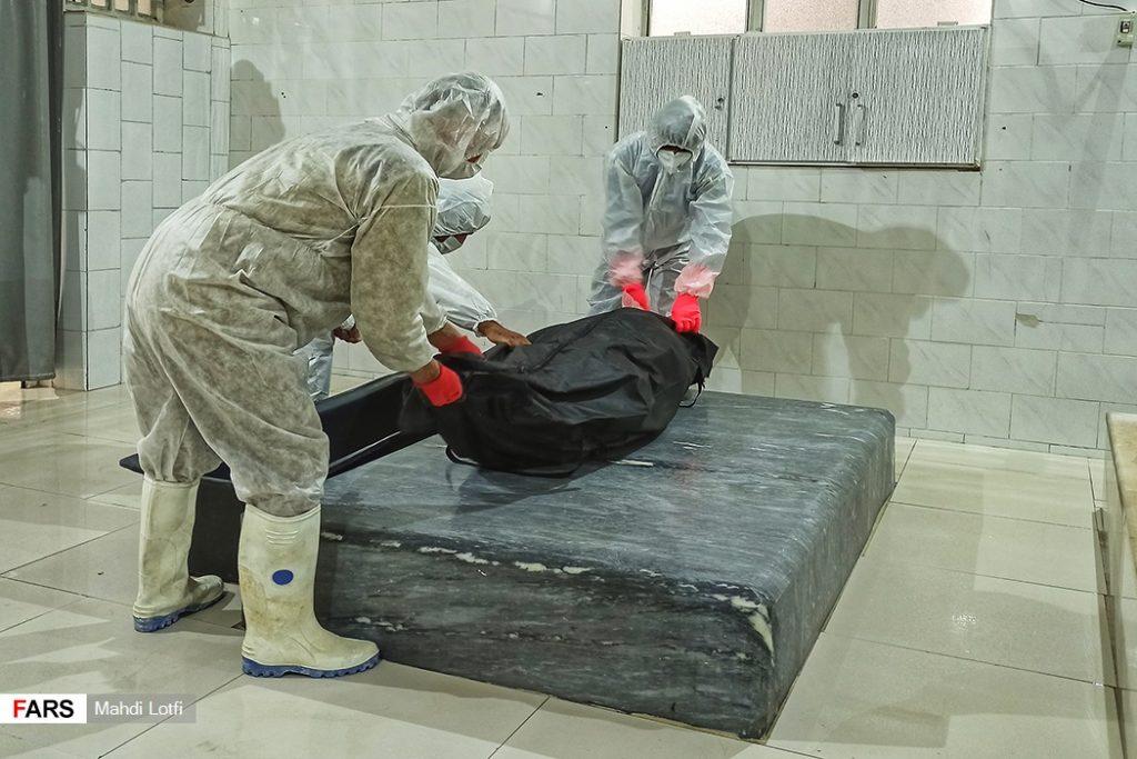 فوت تا تدفین بیمار کرونایی در نجف آباد از تخت تا قبر یک کرونایی در نجف آباد+تصاویر از تخت تا قبر یک کرونایی در نجف آباد+تصاویر                                                                       1 1024x683