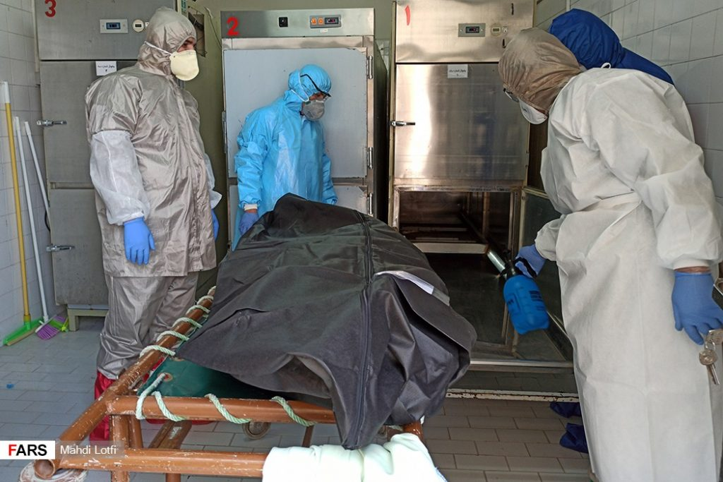 فوت تا تدفین بیمار کرونایی در نجف آباد از تخت تا قبر یک کرونایی در نجف آباد+تصاویر از تخت تا قبر یک کرونایی در نجف آباد+تصاویر                                                                       14 1024x683