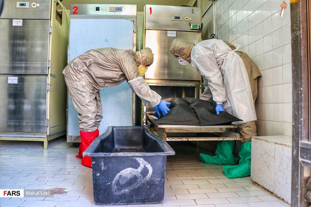 فوت تا تدفین بیمار کرونایی در نجف آباد از تخت تا قبر یک کرونایی در نجف آباد+تصاویر از تخت تا قبر یک کرونایی در نجف آباد+تصاویر                                                                       20 1024x683