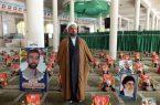 توزیع هزار بسته معیشتی در ویلاشهر و شهرهای اطراف