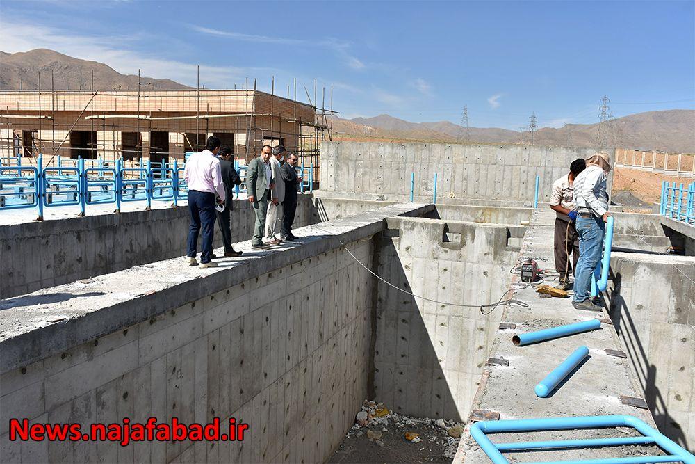 بازدید از کشتارگاه صنعتی نجف آباد کشتارگاه نجفآباد، آبروی کشور و قطب صادرات خواهد شد کشتارگاه نجفآباد، آبروی کشور و قطب صادرات خواهد شد 1589082170 R4jX4