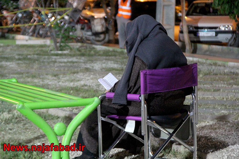 احیاء رمضان در گلزار شهدای نجف آباد اولین احیاء کرونایی در نجف آباد+تصاویر اولین احیاء کرونایی در نجف آباد+تصاویر 1589353114 L1nG9