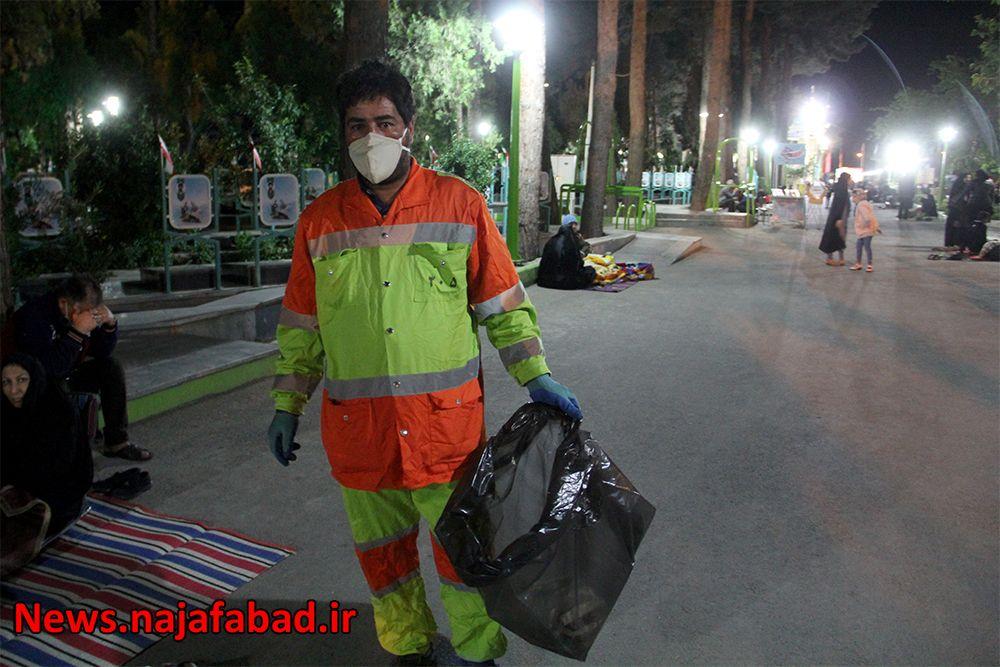احیاء رمضان در گلزار شهدای نجف آباد اولین احیاء کرونایی در نجف آباد+تصاویر اولین احیاء کرونایی در نجف آباد+تصاویر 1589353139 X3jQ5