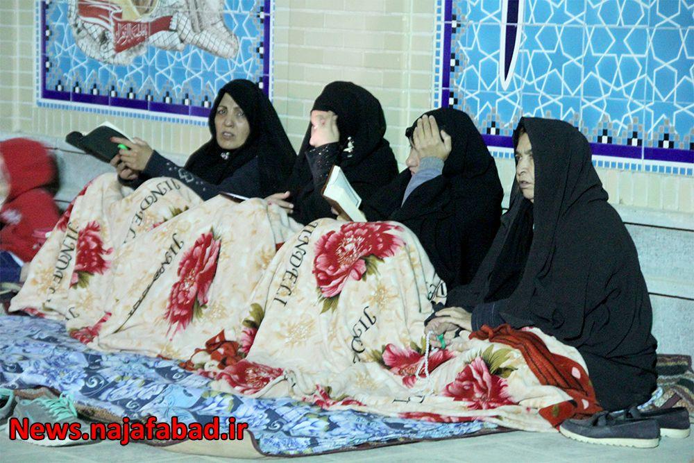 احیاء رمضان در گلزار شهدای نجف آباد اولین احیاء کرونایی در نجف آباد+تصاویر اولین احیاء کرونایی در نجف آباد+تصاویر 1589353141 L2wL6