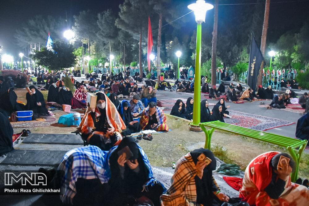 احیاء 21 رمضان سال99 در گلزار شهدای نجف آباد احیاء ۲۱ رمضان سال ۹۹ در نجف آباد+تصاویر احیاء ۲۱ رمضان سال ۹۹ در نجف آباد+تصاویر 1636914 IMG 6054