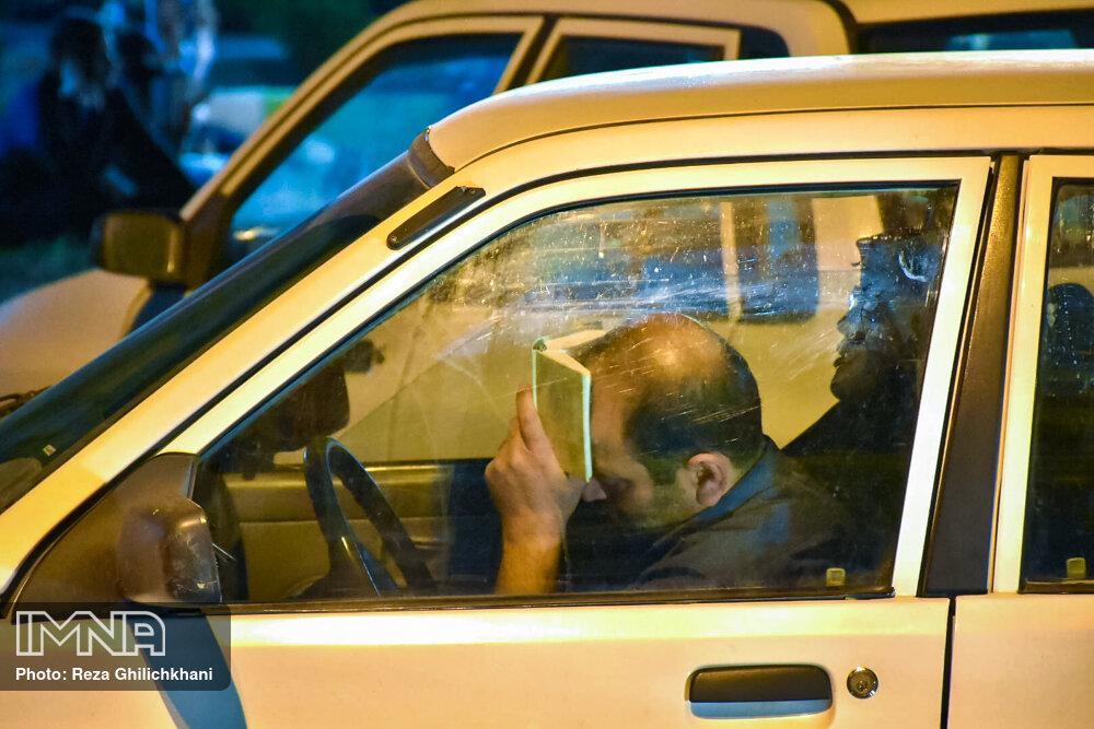 احیاء 21 رمضان سال99 در گلزار شهدای نجف آباد احیاء ۲۱ رمضان سال ۹۹ در نجف آباد+تصاویر احیاء ۲۱ رمضان سال ۹۹ در نجف آباد+تصاویر 1636928 Snapseed 16