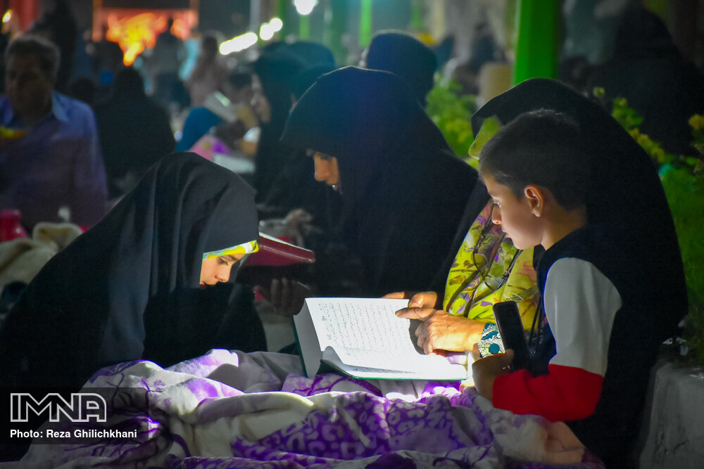 مراسم احیاء شب بیست و سوم رمضان سال99 در نجف آباد احیاء بیست و سوم رمضان سال۹۹ در نجف آباد+تصاویر احیاء بیست و سوم رمضان سال۹۹ در نجف آباد+تصاویر 1637276