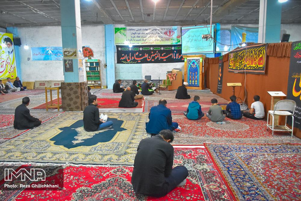 مراسم احیاء شب بیست و سوم رمضان سال99 در نجف آباد احیاء بیست و سوم رمضان سال۹۹ در نجف آباد+تصاویر احیاء بیست و سوم رمضان سال۹۹ در نجف آباد+تصاویر 1637281