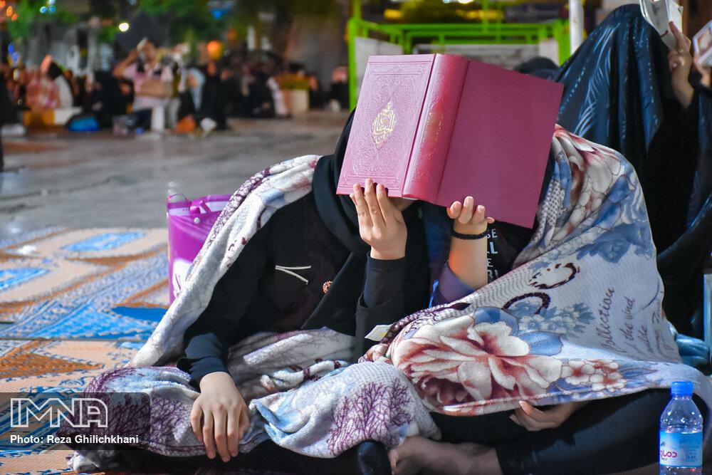 مراسم احیاء شب بیست و سوم رمضان سال99 در نجف آباد احیاء بیست و سوم رمضان سال۹۹ در نجف آباد+تصاویر احیاء بیست و سوم رمضان سال۹۹ در نجف آباد+تصاویر 1637289