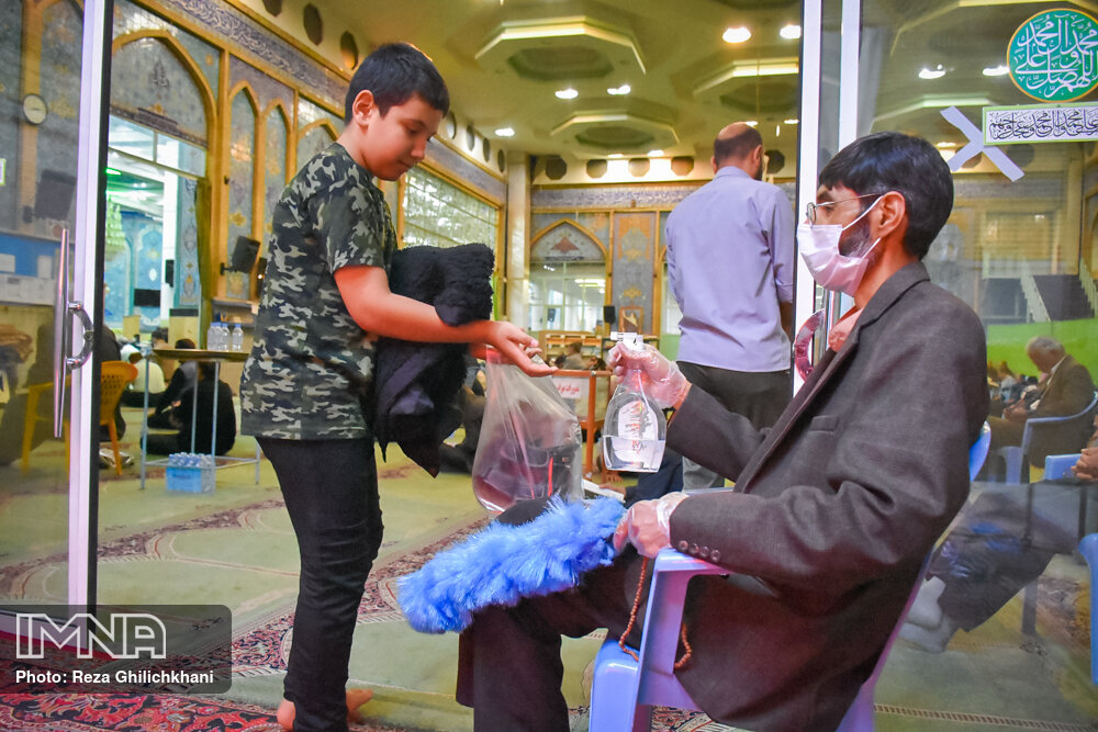 مراسم احیاء شب بیست و سوم رمضان سال99 در نجف آباد احیاء بیست و سوم رمضان سال۹۹ در نجف آباد+تصاویر احیاء بیست و سوم رمضان سال۹۹ در نجف آباد+تصاویر 1637290