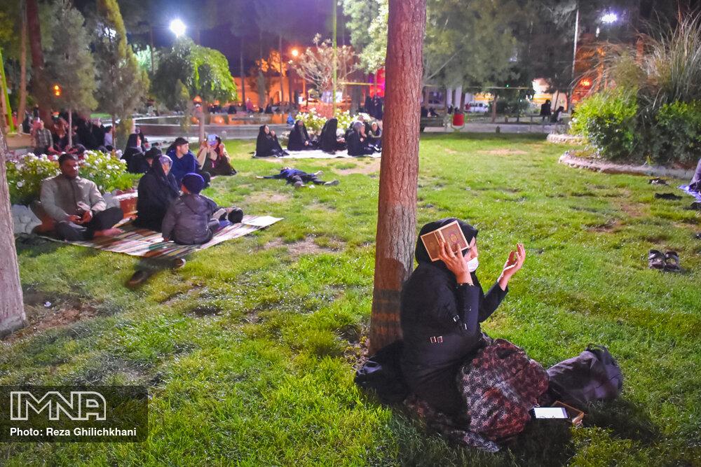 مراسم احیاء شب بیست و سوم رمضان سال99 در نجف آباد احیاء بیست و سوم رمضان سال۹۹ در نجف آباد+تصاویر احیاء بیست و سوم رمضان سال۹۹ در نجف آباد+تصاویر 1637292