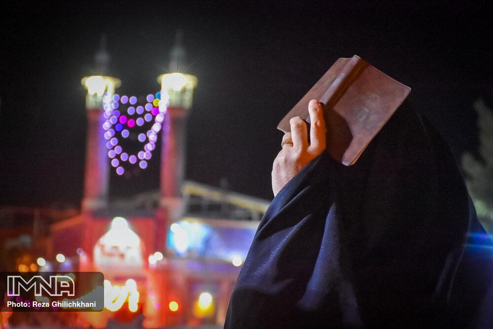 مراسم احیاء شب بیست و سوم رمضان سال99 در نجف آباد احیاء بیست و سوم رمضان سال۹۹ در نجف آباد+تصاویر احیاء بیست و سوم رمضان سال۹۹ در نجف آباد+تصاویر 1637294