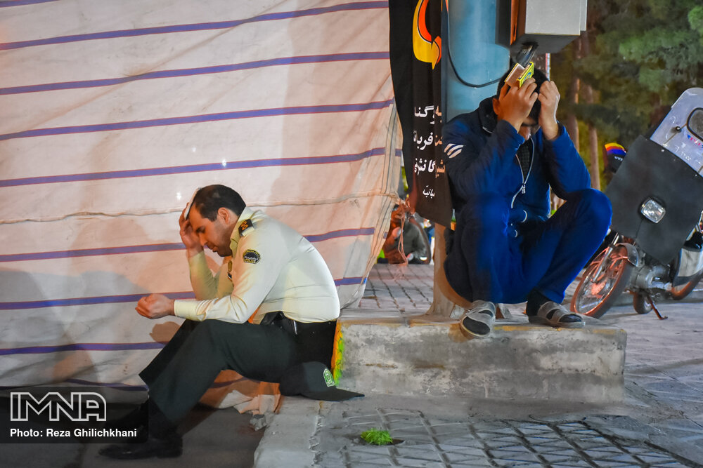 مراسم احیاء شب بیست و سوم رمضان سال99 در نجف آباد احیاء بیست و سوم رمضان سال۹۹ در نجف آباد+تصاویر احیاء بیست و سوم رمضان سال۹۹ در نجف آباد+تصاویر 1637295