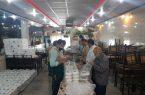 توزیع ۱۱۰هزار غذای غدیری در نجف آباد