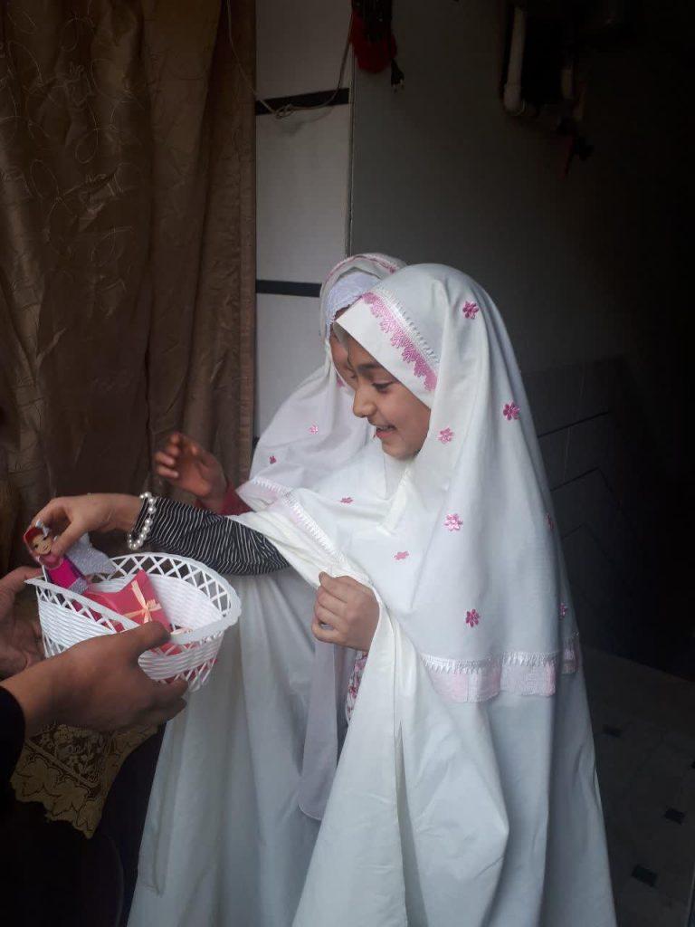جشن دختران روزه اولی جشن متفاوت برای دختران روزه اولی در نجف آباد+تصاویر جشن متفاوت برای دختران روزه اولی در نجف آباد+تصاویر photo 2020 05 10 05 17 53 768x1024