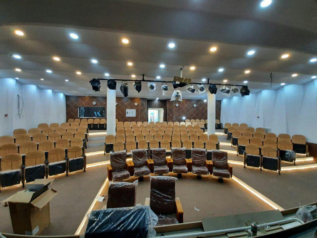 سالن روستای جلال آباد افتتاح اولین سینمای روستایی کشور در نجف آباد+تصاویر افتتاح اولین سینمای روستایی کشور در نجف آباد+تصاویر                  2 1024x768