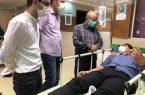 ضرب و شتم یک مسئول بهداشتی در نجف آباد+تصویر