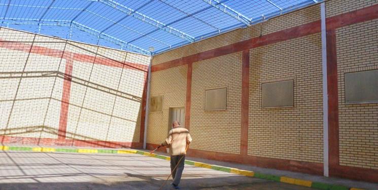 زندان نجف آباد زندان نجف آباد کرونا ندارد+اولین تصاویر از داخل زندان زندان نجف آباد کرونا ندارد+اولین تصاویر از داخل زندان                           3