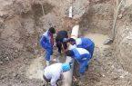 افزایش فشار آب در نجف آباد