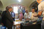 فعالیت ۴هزار هنرمند صنایعدستی در نجفآباد