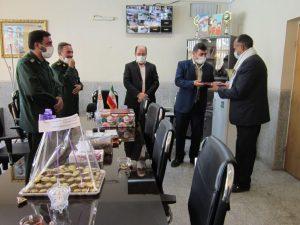 معارفه مسئول جدید بسیج بهزیستی نجف آباد یک افتتاح و یک معارفه در بسیج نجف آباد+تصاویر یک افتتاح و یک معارفه در بسیج نجف آباد+تصاویر         1 300x225