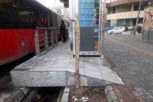مناسب سازی ایستگاه اتوبوس مطالعه مناسب سازی ایستگاه های اتوبوس در دانشگاه نجف آباد مطالعه مناسب سازی ایستگاه های اتوبوس در دانشگاه نجف آباد                                    300x200