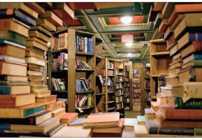 زنگ هشدار برای کتابفروشان نجفآباد/ ۵ کتابفروشی در سال ۹۸ تعطیل شد زنگ هشدار برای کتابفروشان نجفآباد زنگ هشدار برای کتابفروشان نجفآباد/ ۵ کتابفروشی در سال ۹۸ تعطیل شد                    410x285