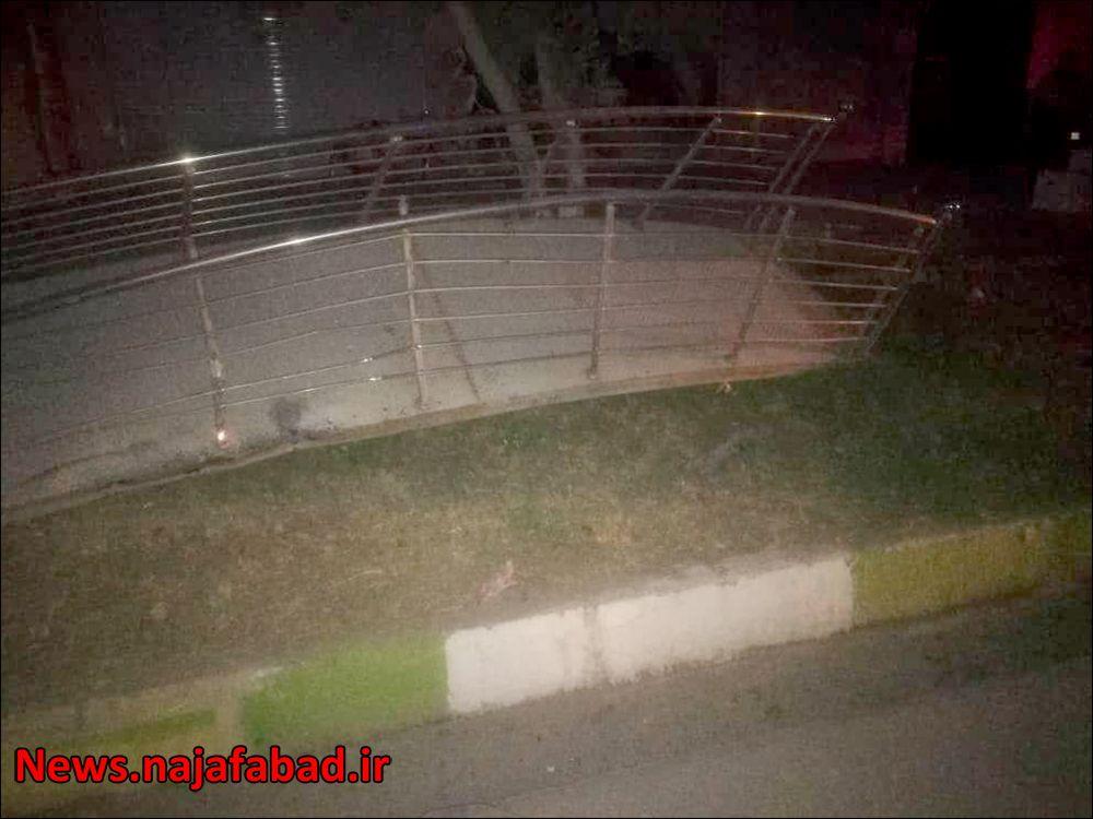 تصادف پاکبان های نجف آباد کشته شدن ۲پاکبان شهرداری نجفآباد کشته شدن ۲پاکبان شهرداری نجفآباد+تصاویر 1595828713 E5tY6