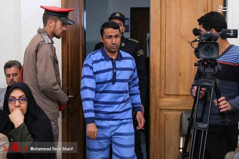 دادگاه قاتل شهید سجاد شاهسنایی اعدام قاتل شهید شاهسنایی+تصاویر و فیلم اعدام قاتل شهید شاهسنایی+تصاویر و فیلم 2455531