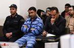 محاکمه قاتل شهید شاهسنایی در اصفهان+تصاویر