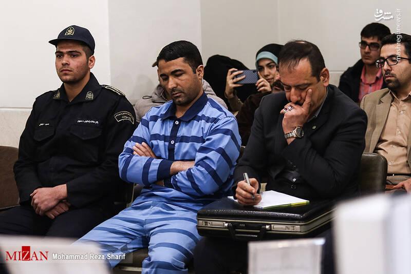 دادگاه قاتل شهید سجاد شاهسنایی اعدام قاتل شهید شاهسنایی+تصاویر و فیلم اعدام قاتل شهید شاهسنایی+تصاویر و فیلم 2455540