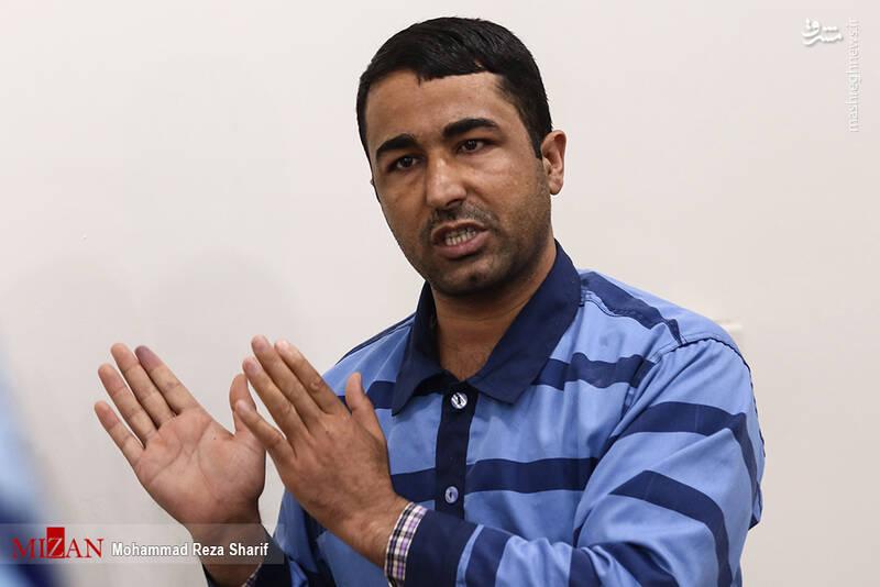 دادگاه قاتل شهید سجاد شاهسنایی اعدام قاتل شهید شاهسنایی+تصاویر و فیلم اعدام قاتل شهید شاهسنایی+تصاویر و فیلم 2455542