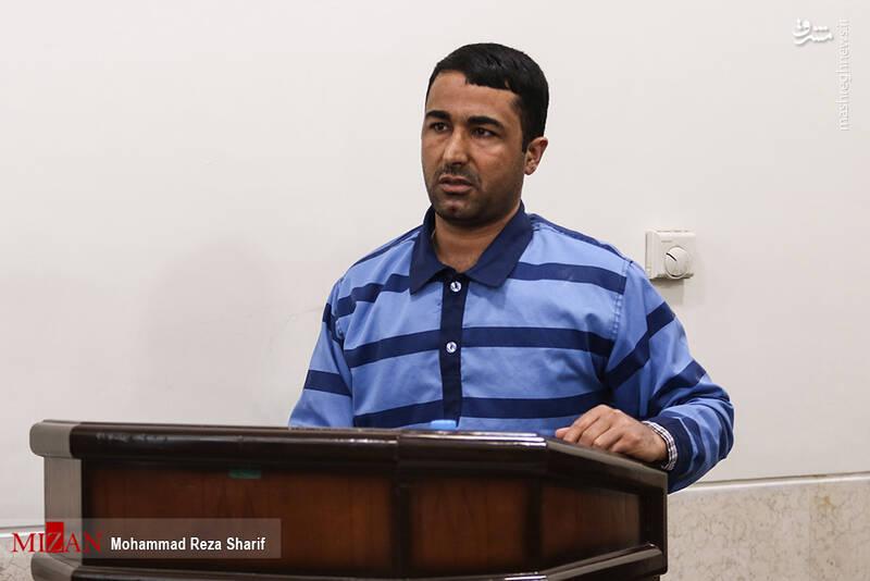 دادگاه قاتل شهید سجاد شاهسنایی اعدام قاتل شهید شاهسنایی+تصاویر و فیلم اعدام قاتل شهید شاهسنایی+تصاویر و فیلم 2455544