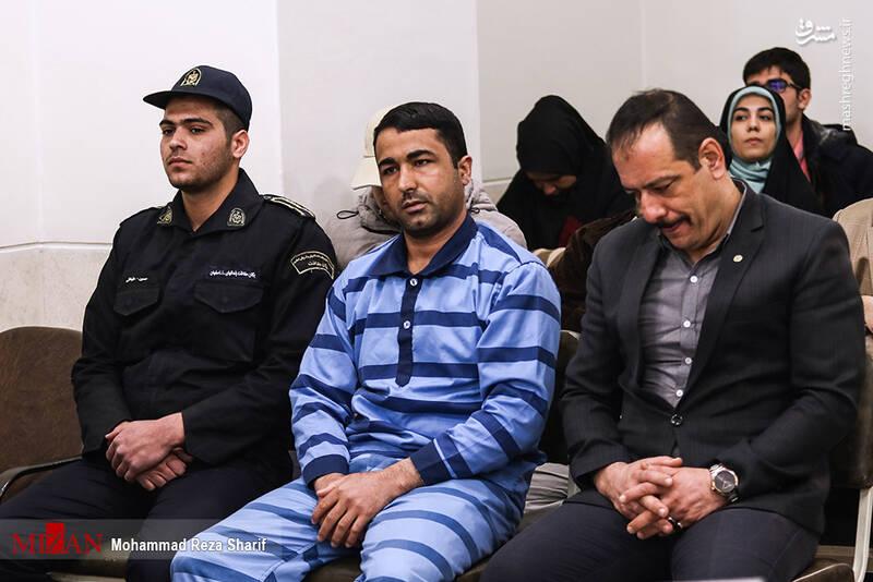 دادگاه قاتل شهید سجاد شاهسنایی اعدام قاتل شهید شاهسنایی+تصاویر و فیلم اعدام قاتل شهید شاهسنایی+تصاویر و فیلم 2455546