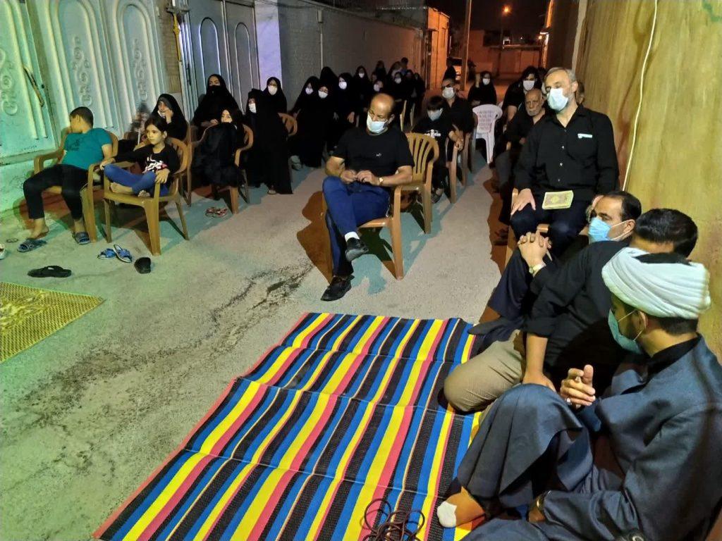 روضه سیار گروه علمدار در نجف آباد ادامه روضه سیار در نجف آباد+تصاویر ادامه روضه سیار در نجف آباد+تصاویر             2 1024x768